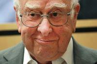 Peter W Higgs.