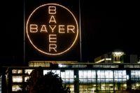Tyska läkemedelsbolaget Bayers anläggning i Leverkusen i Tyskland. Arkivbild.
