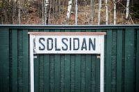 Solsidan i Saltsjöbaden.
