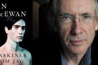 """Den brittiske författaren Ian McEwan (f. 1948) debuterade  1976 med novellsamlingen """"First love, Last Rite"""". 1999 tilldelades han Bookerpriset för romanen """"Amsterdam"""" och har flera gånger också nominerats för samma pris."""