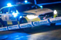 Två personer har anhållits för handgranatsdådet i Uppsala på lördagen. Arkivbild.