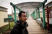 Den radikala maoisten Han Deqiang fått hundratals studenter att överge karriären för att delta i hans kulturrevolution i miniatyr.