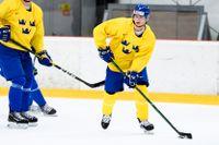 JVM-backen Mattias Norlinder är klar för Frölunda. Arkivbild.