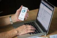 Vårdguiden varnar för vaccinbedragare som ofta är ute efter bank-id-uppgifter. Arkivbild.