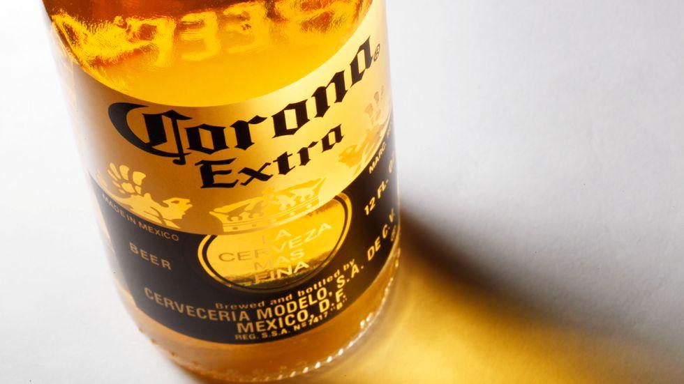 Tillverkningen av corona stoppas tillfälligt. Arkivbild.