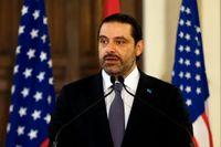 Libanons premiärminister Saad al-Hariri åker åter till Saudiarabien. Arkivbild