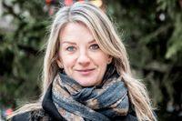 Maria Landeborn, strateg på Danske bank
