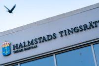En 19-årig man åtalas misstänkt för att ha fört bort och våldtagit en kvinna i Halmstad. Arkivbild.