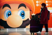 Nintendo har nått stor framgång med spelkonsolen Switch. Nu spås dock efterfrågan att minska. Arkivbild.