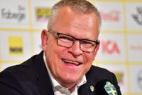 Janne Andersson säger att förbundskapten för Sverige är det finaste man kan vara.