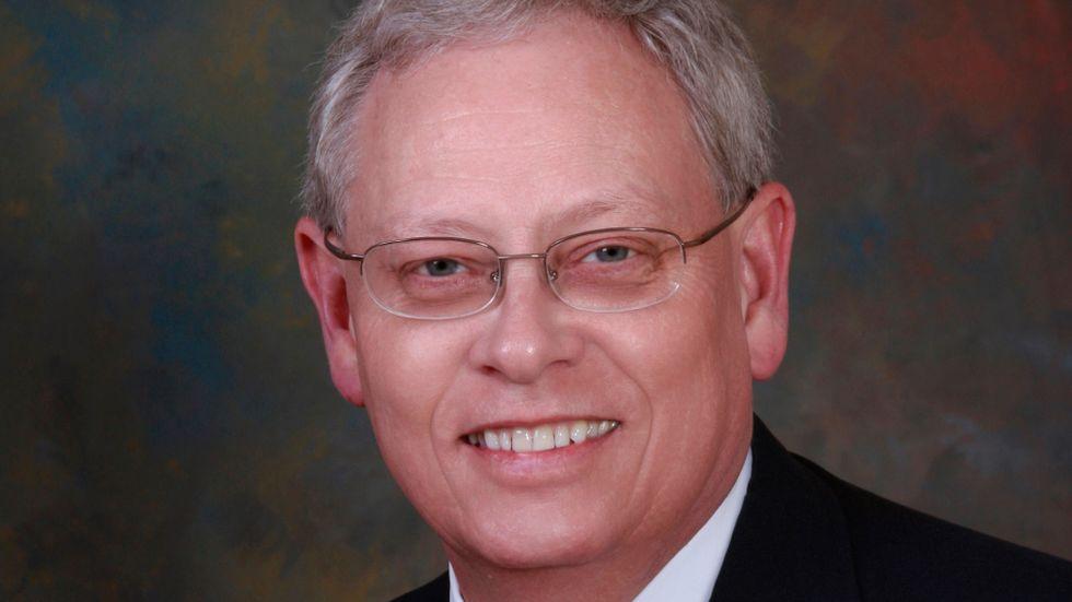 Richard Mauk, ordförande i Demokratiska partiet i Jefferson County i Alabama. Arkivbild.