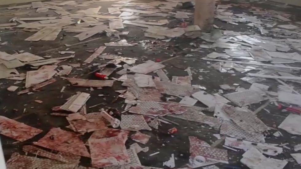I denna moské dödades minst 50 människor efter en Boko Haram-attack i november 2017. Arkivbild.