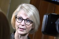 Elisabet Svantesson, ekonompiskpolitisk talesperson för Moderaterna.