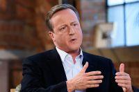 David Cameron intervjuas i ITV den 16 september.
