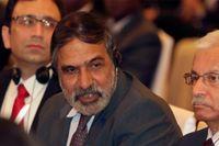 Indiens handelsminister Anand Sharma vid WTO-förhandlingarna på Bali i Indonesien.