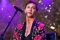 Den kanadensiska sångerskan Alanis Morissette avslöjar i en ny dokumentär att hon utsattes för övergrepp av flera män i början av sin karriär. Arkivbild.