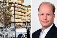 Samhället har övat för översvämning, för om det blir krig, men ett rimligt ekonomiskt scenario – är samhället verkligen förberett för vad som händer då, frågar sig Jörgen Blomvall.