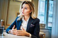 Kristdemokraternas partiledare Ebba Busch har varit mycket i rampljuset senaste tiden på grund av en fastighetsaffär.