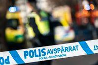En man har skadat en tonårig pojke med kniv i centrala Uppsala. Arkivbild.