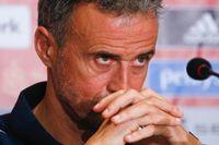 Den spanske förbundskaptenen Luis Enrique har mycket att stå i inför EM.