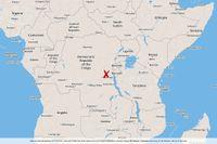32 saknade efter olycka i Kongo-Kinshasa