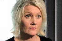 Socialdemokraternas partisekreterare Lena Rådström.