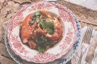 Recept: Sofia Wood. Foto: Frida Edlund