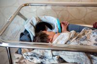 25 anställda har satts i karantän efter att två anställda på en neonatalavdelning i Oslo smittats. Arkivbild.