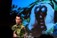 ÖB Bydén på Folk och Försvars rikskonferens 2017. Vid årets konferens måste gråzonsproblematiken belysas tydligt.