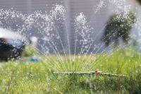 Att vattnet stängs av för dem som bryter mot bevattningsförbudet är extremt ovanligt. Arkivbild.