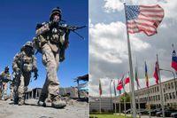 """Sverige får ett """"Gold Card"""" av försvarsalliansen Nato. Det innebär möjlighet till fördjupat samarbete med Nato."""
