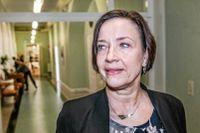 Kristina Nilsson (S), vice ordförande i socialutskottet.