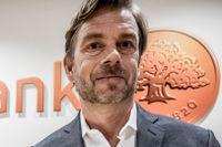 Michael Wolf, tidigare vd för Swedbank.
