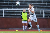 Felicia Rogic gjorde två av målen när Eskilstuna slog Kif Örebro med 3–1 på måndagen. Arkivbild.