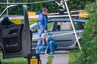Två män från Stockholm mördades i en skjutning i Danmark sommaren 2019. En av dem hade ansökt om hjälp för att lämna kriminaliteten.
