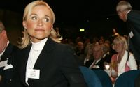 Ebba Lindsö, ordförande i Allra, är också ordförande i statliga Sjätte AP-fonden.