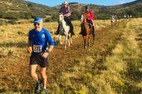 """""""Mäktigt"""" bevis: slog 30 hästar i maraton"""