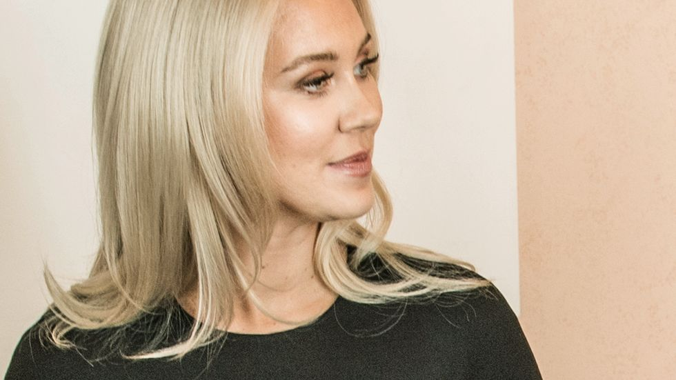Entreprenören och influencern Isabella Löwengrip.