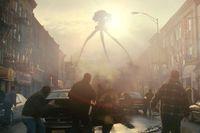 """Scen ur Steven Spielbergs filmatisering av """"Världarnas krig""""."""
