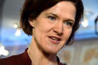 Anna Kinberg Batra, partiledare för Moderaterna.
