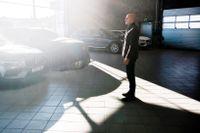Daniel Barkman, försäljningschef på Volvo Car Retail.