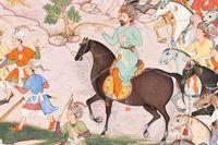 Gyllene horden kom att bli en tidig och viktig förbindelselänk mellan öst och väst.