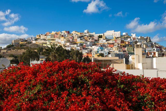 Las Palmas, Gran Canarias huvudstad.