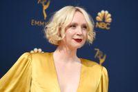 """Skådespelaren Gwendoline Christie spelar Brienne i """"Game of thrones"""". Arkivbild."""