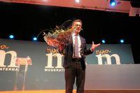 Ulf Kristersson har valts till ny M-ledare.