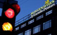 Jyllands-Postens redaktion i Köpenhamn.