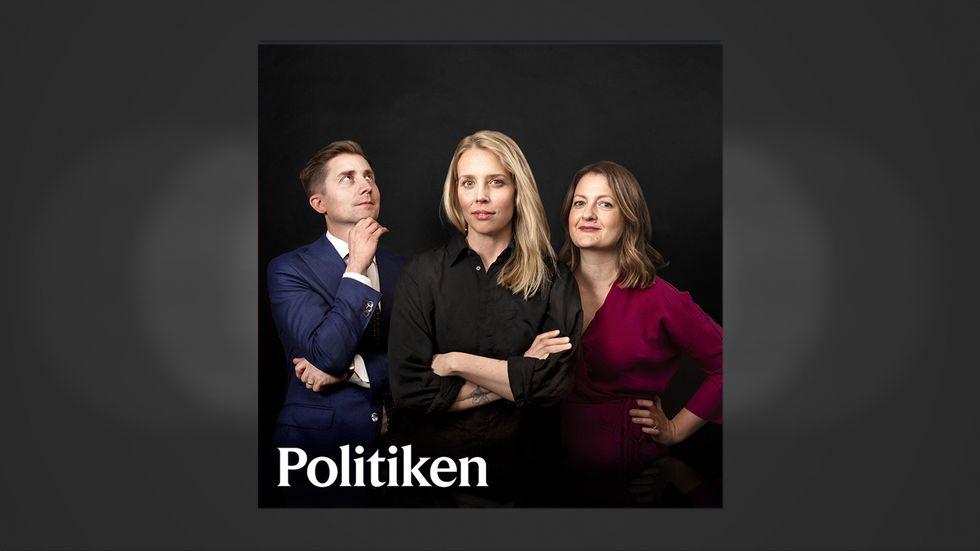 En politikpodd från Svenska Dagbladet med Torbjörn Nilsson, Annie Reuterskiöld och Maggie Strömberg.