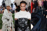 Modehöjdpunkterna från The Met Gala