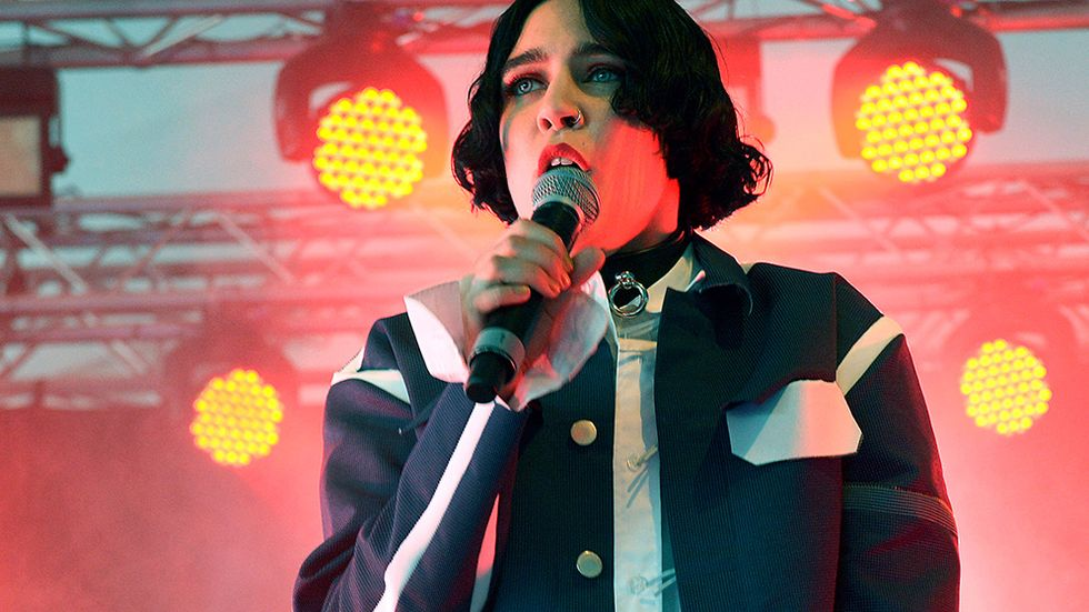 Beatrice-Eli på Stockholms Kentfestival 2014-06-15