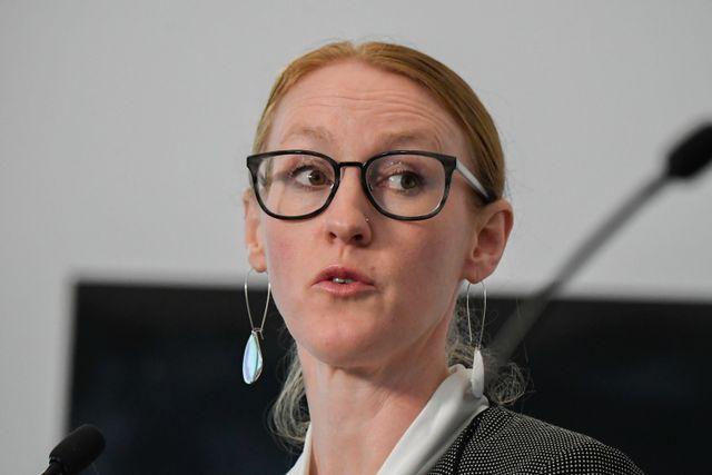 Emma Spak, sektionschef vid hälso- och sjukvård på Sveriges Kommuner och Regioner, SKR.